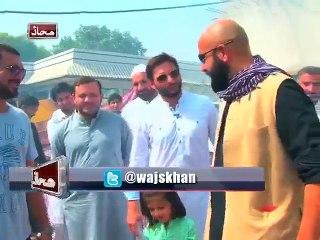 #LalaKaMahaaz with Wajahat Khan on Dunya News