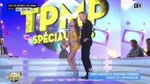 TPMP : Capucine Anav en petite tenue dans une danse endiablée ! - ZAPPING SEXY DU 12/10/2016