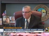 Sheriff Arpaio pleading not guilty to contempt of court charges
