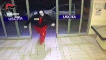 """Arrestato a Roma dai carabinieri il """"rapinatore mascherato"""""""