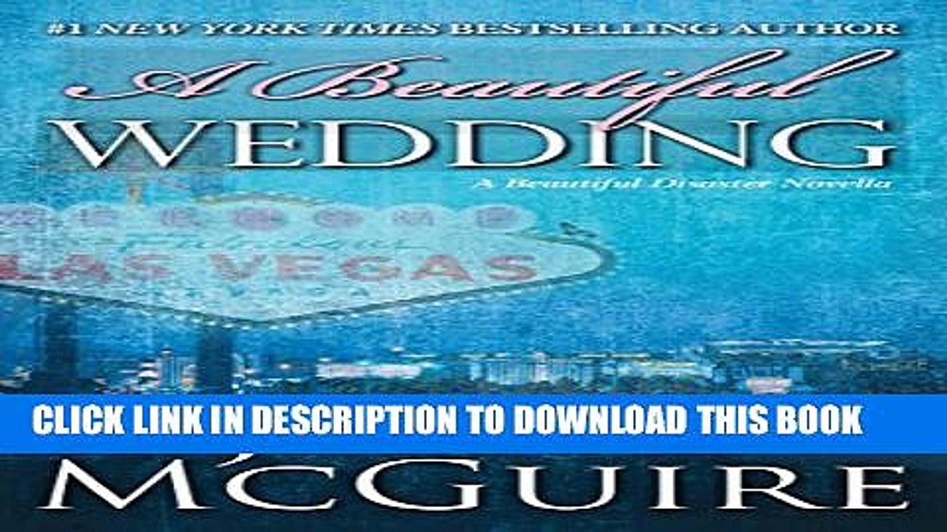 [PDF] A Beautiful Wedding: A Beautiful Disaster Novella Popular Collection