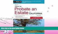 different   How to Probate an Estate in California (How to Probate an Estate in Calfornia)