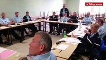 Bretagne. Gendarmes : les FRAD se sont réunis mercredi à Pontivy
