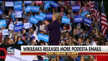 WikiLeaks releases more Podesta emails