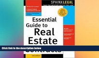 Must Have  Essential Guide to Real Estate Contracts (Complete Book of Real Estate Contracts)