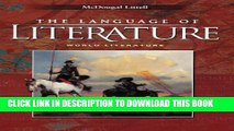 PDF Download] The Language of Literature: World Literature
