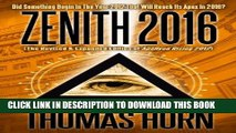[PDF] Zenith 2016: Did Something Begin In The Year 2012 That Will Reach Its Apex In 2016? Full