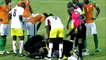 Serge Aurier Saves The Life Of Mali's Moussa Doumbia!
