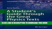 [PDF] A Student s Guide Through the Great Physics Texts: Volume I: The Heavens and The Earth