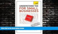 Free [PDF] Downlaod  Teach Yourself Understand Tax for Small Businesses READ ONLINE