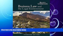 READ book  Business Law and the Legal Environment, Standard Edition (Business Law and the Legal