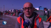 """Calais: les migrants se préparent en vue du démantèlement de la """"Jungle"""""""