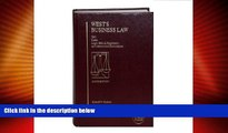Big Deals  West s Business Law: Text, Cases, Legal and Regulatory Environment  Best Seller Books
