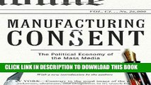 [PDF] Manufacturing Consent: The Political Economy of the Mass Media Full Colection