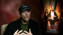 Inferno: Ron Howard laughs his 'ass off' with Tom Hanks