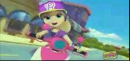 Comercial Mattel latino Polly pocket Wall party Centro comercial de polly