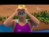 Swimming | Women's 50m Freestyle S13 final | Rio 2016 Paralympic Games