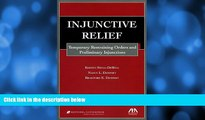 read here  Injunctive Relief: Temporary Restraining Orders and Preliminary Injunctions