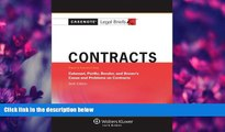 book online  Casenotes Legal Briefs: Contracts Keyed to Calamari, Perillo, Bender   Brown, 6th