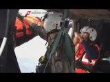 Pescara - Colto da infarto su nave da crociera, soccorso dalla Guardia Costiera (08.10.16)