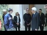 Roma - Mattarella all'inaugurazione de ''Altri tempi,altri miti'' (12.10.16)
