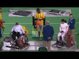 Wheelchair Fencing | POL v CHI | Women's Team Epee - Semi finals | Rio 2016 Paralympic Games