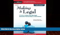 GET PDF  Making it Legal: A Guide to Same-Sex Marriage, Domestic Partnerships   Civil Unions