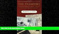 FAVORITE BOOK  The Passport: The History of Man s Most Travelled Document
