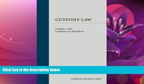 different   Customs Law (Trade Law) (Law Casebook) (Carolina Academic Press Law Casebook)