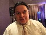 Dr. Guillermo Méndez no habla del cáncer colorrectal