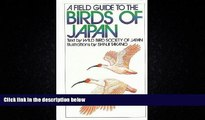 Pdf Online A Field Guide to the Birds of Japan