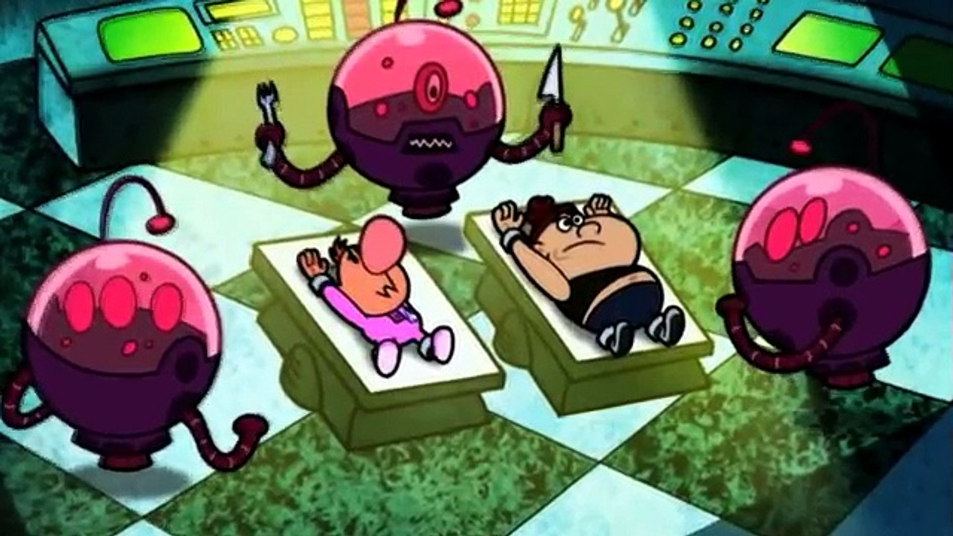 The Grim Adventures Of Billy Mandy Billy And Mandy Moon The