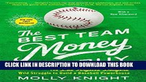 [PDF] The Best Team Money Can Buy: The Los Angeles Dodgers  Wild Struggle to Build a Baseball