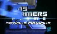 Hasbro latino Transformers prime optimus maximus