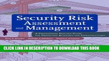 [PDF] Security Risk Assessment and Management: A Professional Practice Guide for Protecting