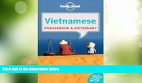 Must Have PDF  Lonely Planet Vietnamese Phrasebook   Dictionary  Best Seller Books Most Wanted