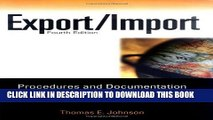 Collection Book Export/Import Procedures and Documentation (Export/Import Procedures