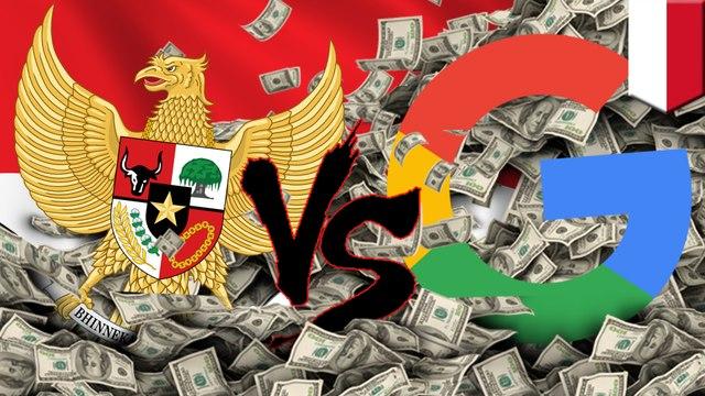 인도네시아 정부, 세금 안 낸 구글사 털기 시작