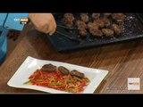 Kıbrıs'ın Şeftali Kebabı ve Hellim Salatası Tarifi - Memleket Yemekleri - TRT Avaz