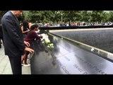 Recuerdan a las víctimas del 11 de Septiembre 13 años después-SD
