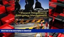 READ THE NEW BOOK Hazard Mitigation in Emergency Management READ EBOOK