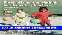 Books Physical Education Methods for Elementary Teachers-2nd