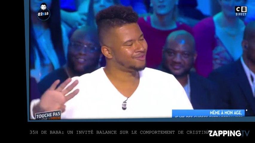Cyril Hanouna – 35H: Cristina Cordula désagréable? Un invité balance! (Vidéo)