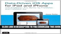 [PDF] Data-driven iOS Apps for iPad and iPhone with FileMaker Pro, Bento by FileMaker, and