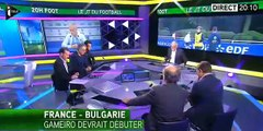 Pogba et Benzema karim c'est pour quand ?? France vs Bulgarie