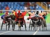 Athletics   Men's 800m - T54 Round 1 Heat 3   Rio 2016 Paralympic Games