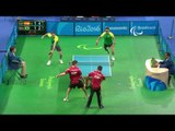 Day 7 morning | Table Tennis highlights | Rio 2016 Paralympic Games