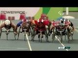 Athletics   Men's 800m - T54 Round 1 Heat 2   Rio 2016 Paralympic Games