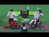 Wheelchair Fencing | OSVATH v YE | Men's Individual Foil Cat A FInal | Rio 2016 Paralympic Games