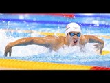 Swimming | Men's 100m Butterfly S11 final | Rio 2016 Paralympic Games